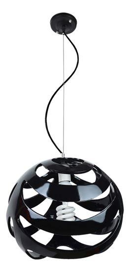 Lampa wisząca Pallas czarna