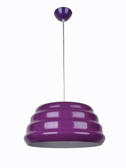 Lampa wisząca Kimi Z2 fiolet