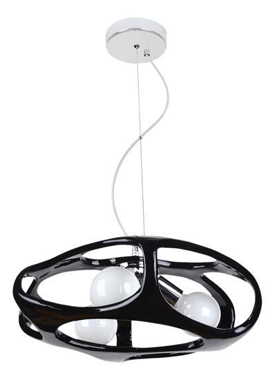 Lampa wisząca Amano czarna