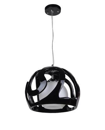 Lampa wisząca Akiba czarna