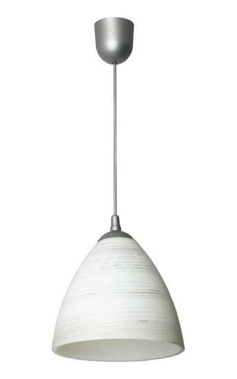 Lampa wiszaca B (silver)