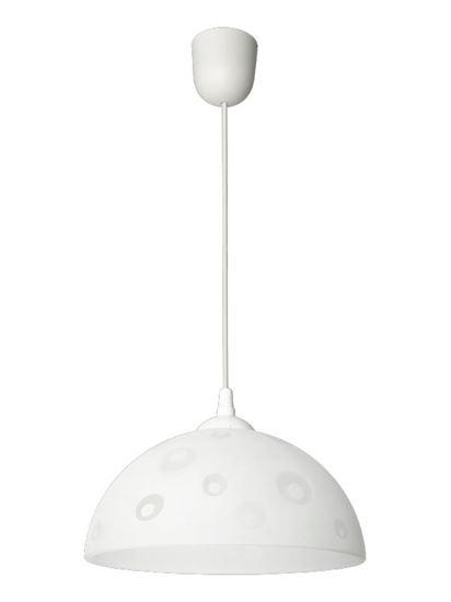 Lampa wisząca F (kółka)