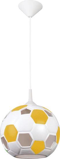 Lampa wisząca Piłka Żółta