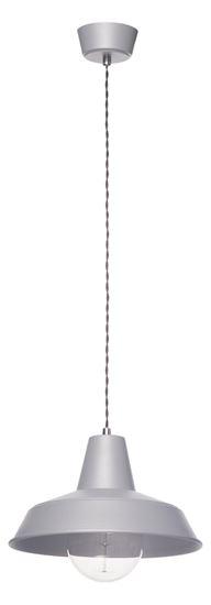Lampa wisząca Melania Z popiel
