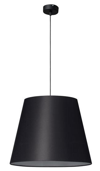Lampa wisząca Dina 1 czarna