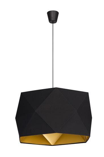 Lampa wisząca Taida Z2 czarna