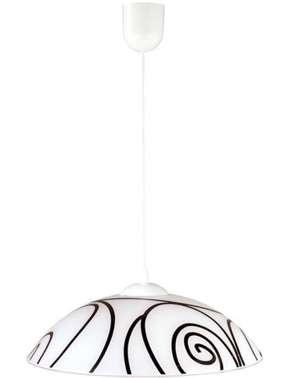 Lampa wisząca Helix Biały Z1