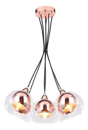Lampa wisząca Dex 6