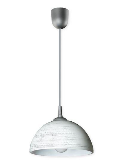 Lampa wiszaca M (silver)