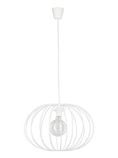 Lampa wisząca Espei Z2 biała