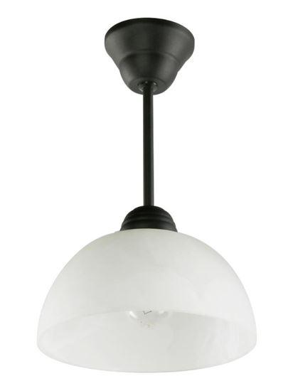 Lampa wisząca Cyrkonia A czarna