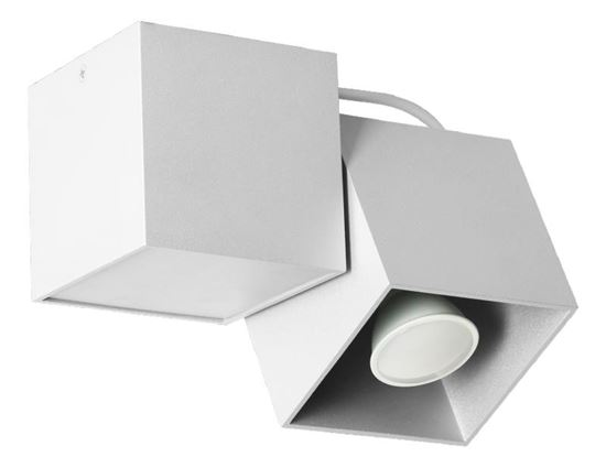 Lampa sufitowa Kraft 1 biała