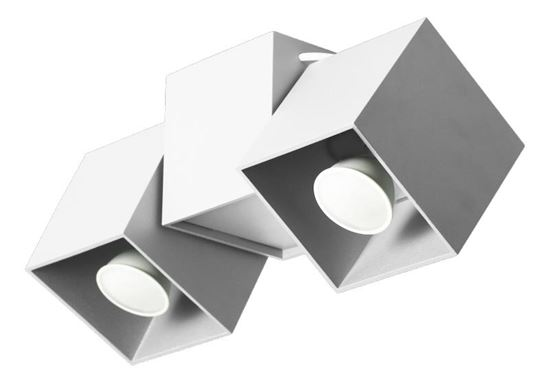 Lampa sufitowa Kraft 2B biała