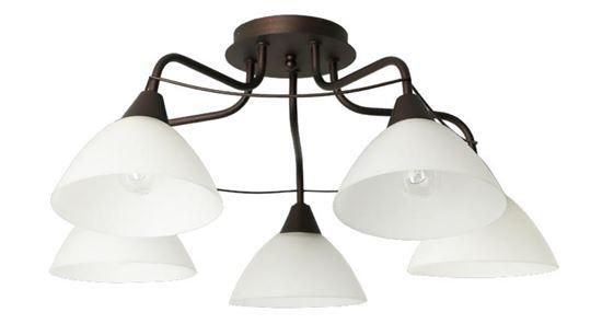 Lampa sufitowa Terro 5 A
