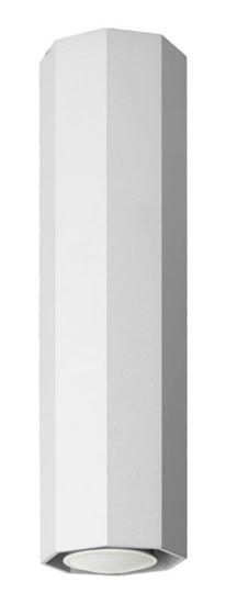 Lampa sufitowa Okta 30 biała