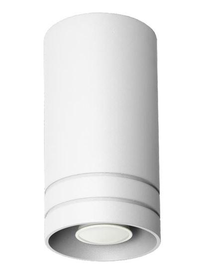 Lampa sufitowa Simon biała