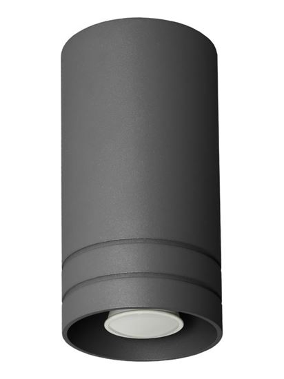 Lampa sufitowa Simon czarna