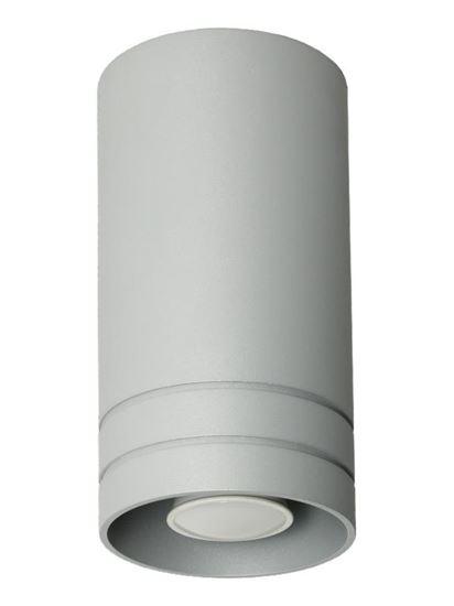 Lampa sufitowa Simon popiel