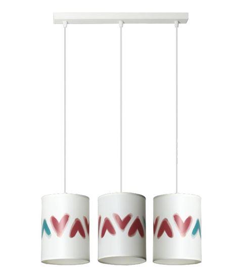 Lampa wisząca Reni 3L