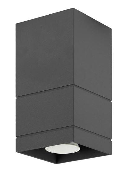 Lampa sufitowa Neron B czarna