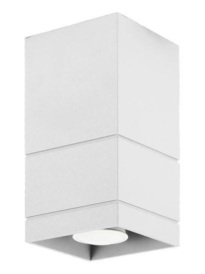 Lampa sufitowa Neron B biała