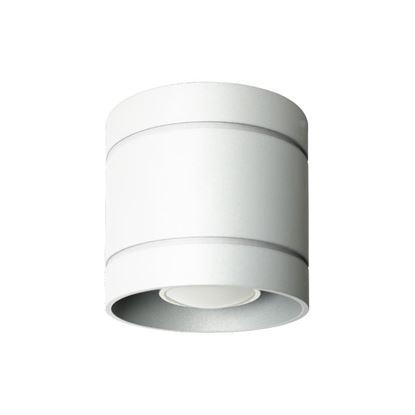 Lampa sufitowa Diego 10 biała