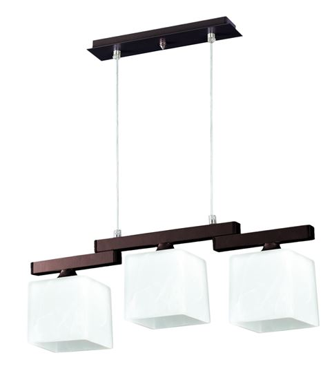 Lampa wisząca Cubo 3