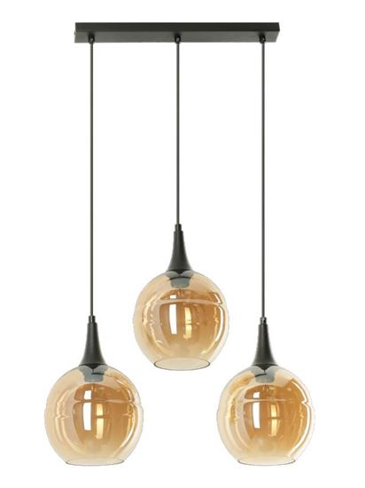 Lampa wisząca Malwi 3