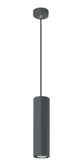 Lampa wisząca Astral 1 czarna