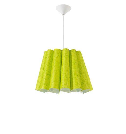 Lampa wisząca Genua Z2 zielona