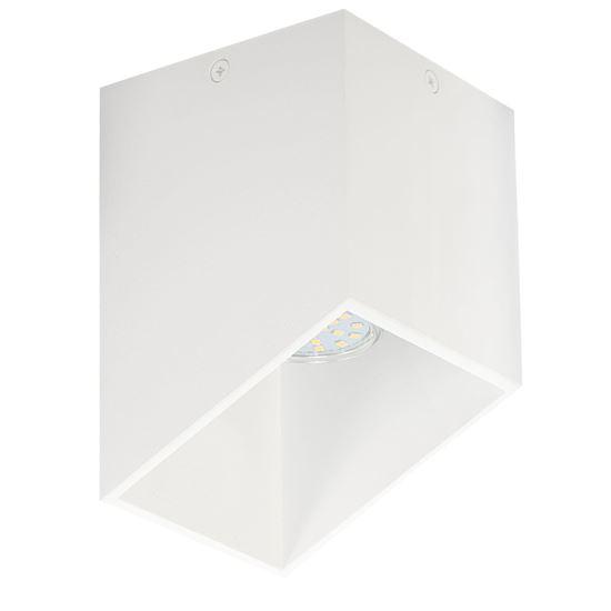 Plafon Rubik biały