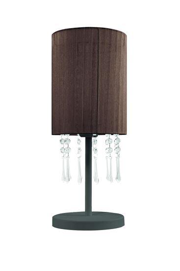 Lampa stołowa Wenecja Brąz