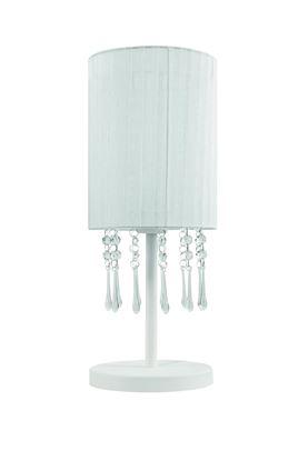 Lampa stołowa Wenecja biała