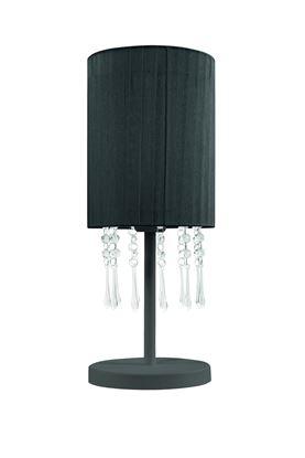 Lampa stołowa Wenecja czarna