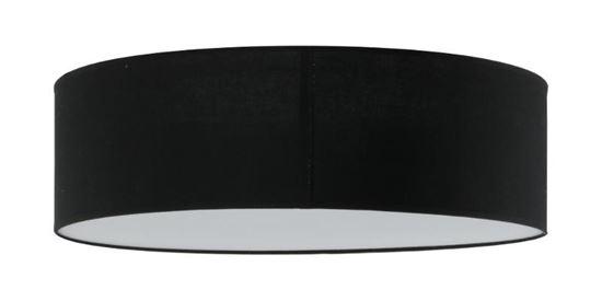 Plafon Iglo 40 czarny