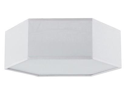 Plafon Nestor C biały