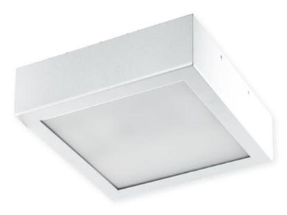 Plafon Ventana 216 biały