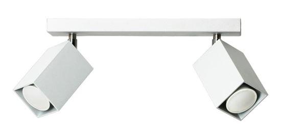 Plafon Nero 2 biały