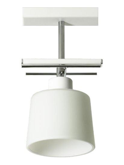 Lampa sufitowa Olimp 1 biała