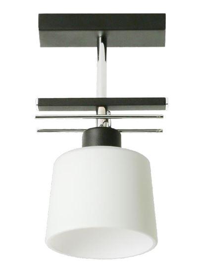 Lampa sufitowa Olimp 1 czarna