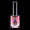 Walizka mała kabinowa SAXOLINE Gradient Pineapple S