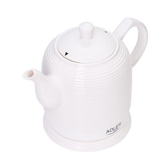 Czajnik ceramiczny 1,2L AD 1280
