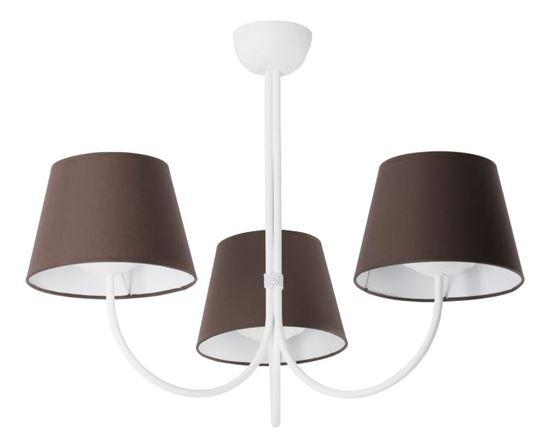 Lampa sufitowa Charlotte 3 B