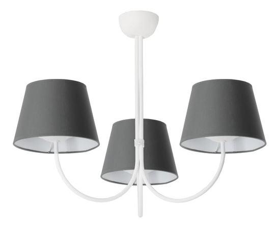 Lampa sufitowa Charlotte 3 C