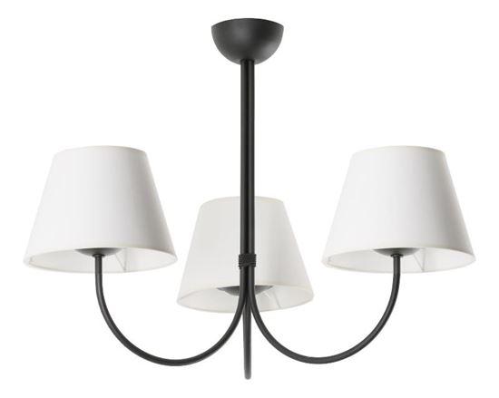 Lampa sufitowa Elisabeth 3 A