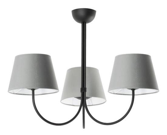 Lampa sufitowa Elisabeth 3 C