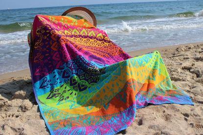Ręcznik plażowy NIKHARA