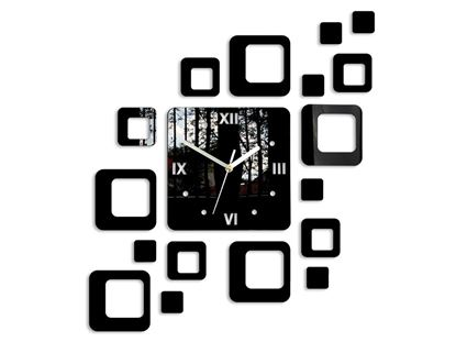 Zegar ścienny Rome