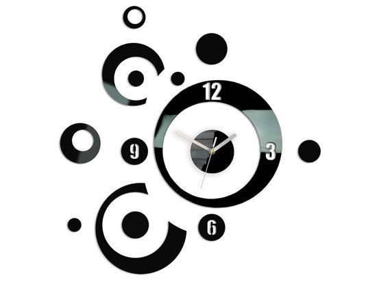 Zegar ścienny Planet
