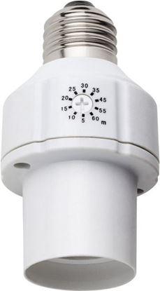 EcoSavers Lampbase Timer - czasowy wyłącznik żarówek